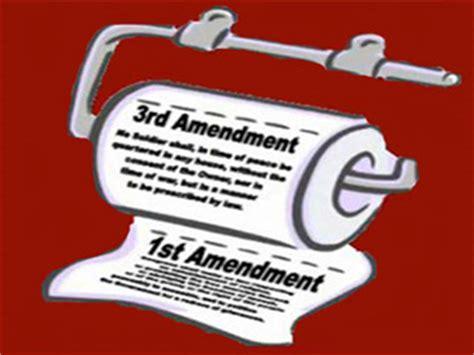 1st amendment essay